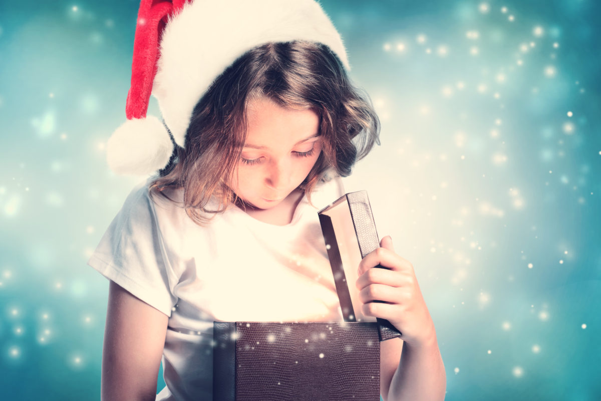 Sad Christmas Holiday Girl 1200x800 - Giving Gifts to Place in the Hands of Youth
