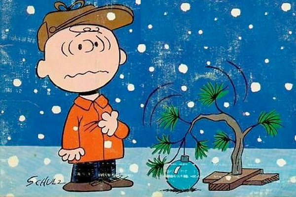 112715 Charlie Brown Christmas - The Pursuit of a Happy Holiday: Self-Care Tips for Caregivers