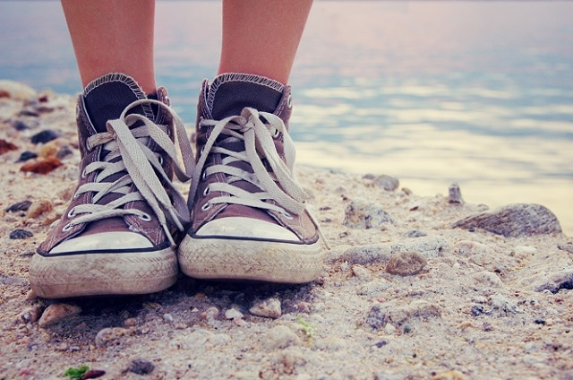 resized feet - 9 things to know about kids in foster care. Plus an unforgettable view into their lives.