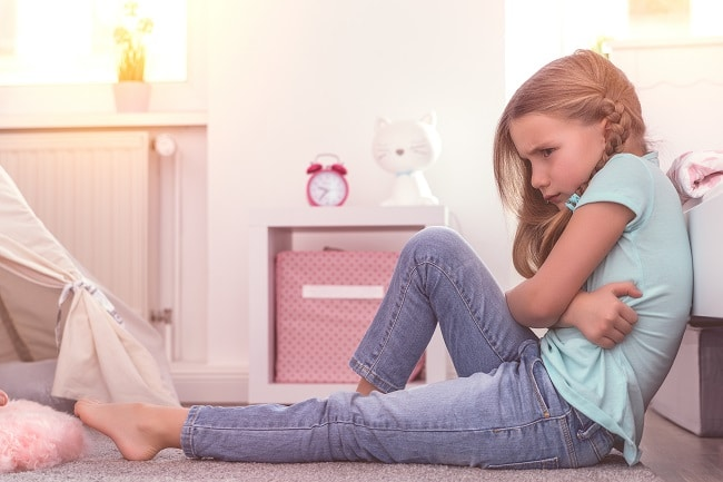 early puberty in girls may take mental health toll youth dynamics