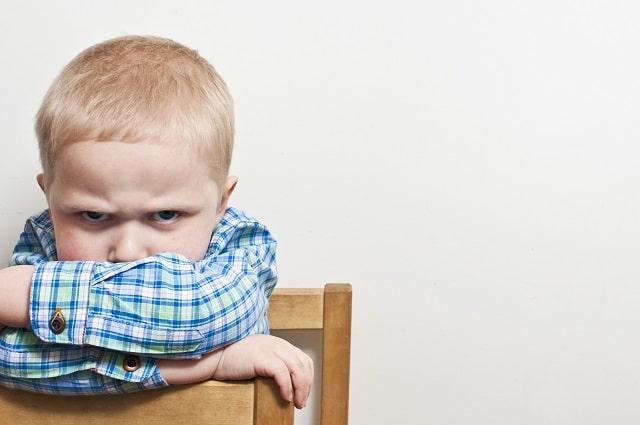 boy upset resized - Back-Talk Boot Camp: Stop the Sass