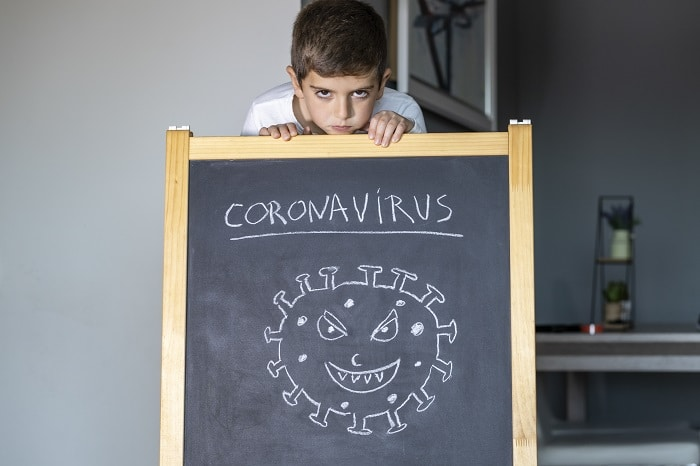 Corona - Tips for Helping Kids Through the Coronavirus Outbreak