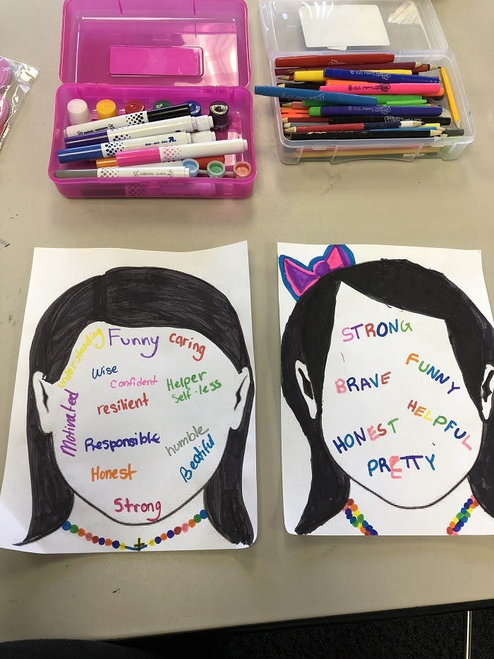 Self Esteem Pic - Therapeutic Activity- What Are Your Strengths?