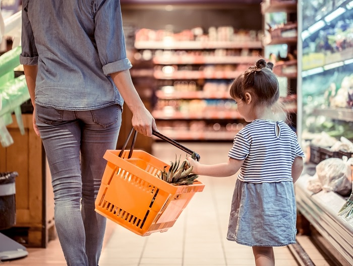 groceries - Preventing Depression and Anxiety in Children