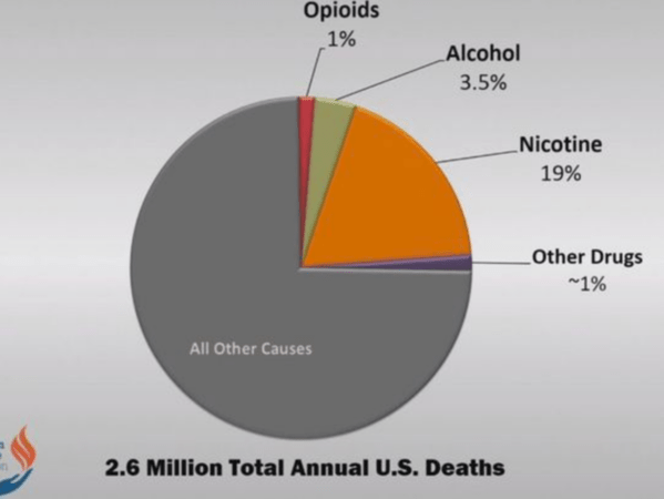 opiods - Addiction Doc Says: It's Not the Drugs. It's the Adverse Childhood Experiences.