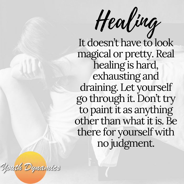 On Healing 1 - Struggling? Quotes for Those Experiencing Trauma & Grief