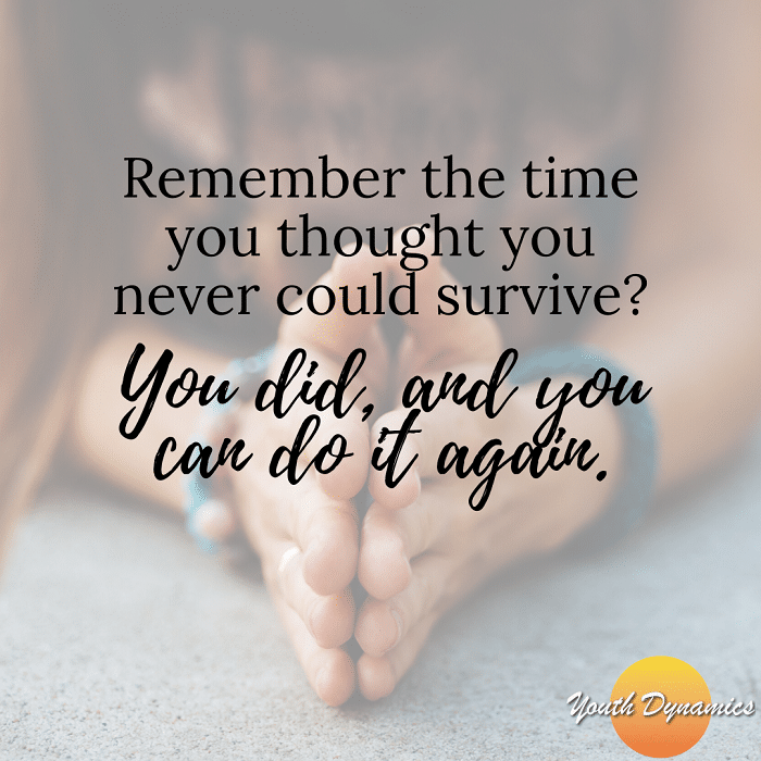 Remember - Struggling? Quotes for Those Experiencing Trauma & Grief