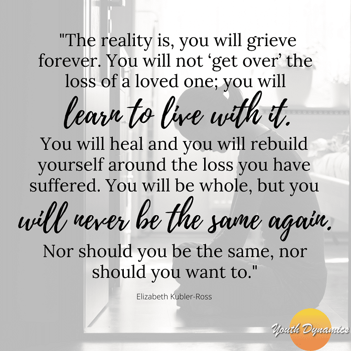 grief and loss - Struggling? Quotes for Those Experiencing Trauma & Grief