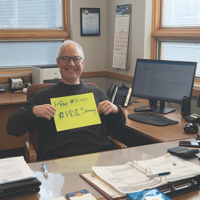 dennis resized pixels - What Does It Mean to Be #YDIStrong?