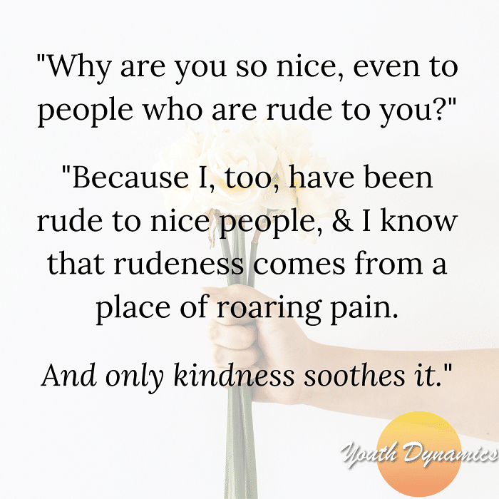 Quote 3 1 - That's So Sweet! Quotes to Promote Kindness